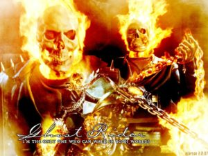 Ghost Rider Quote Wallpaper