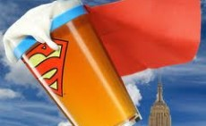 Superman Beer