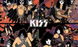 Kiss Solo Albums Posters 1978