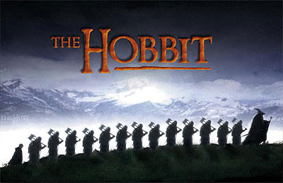 The Hobbit Teaser Poster