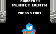 X-O Manowar #14 Planet Death 8 Bit