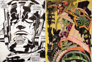 The Imagination of Jack Kirby