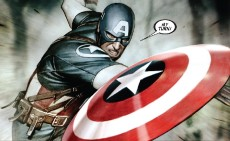Adi Granov's Captain America Is Simply Dynamic