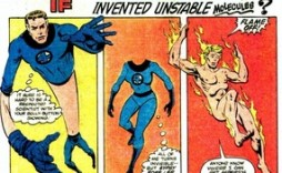 What if Reed Richards had not invented Unstable Molecules