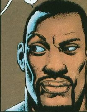 I am a big fan of Corben's art and this series was well recieved but I'm not a fan, it's just not my Luke Cage