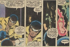 In issue #48 Power Man and Iron Fist met for the very first time...