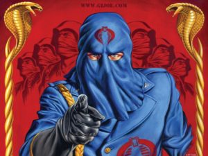 The One and Only Cobra Commander
