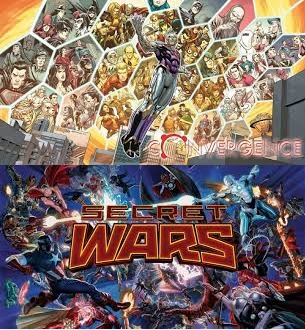 Kick off the Holiday Season talking Convergence or Secret Wars?