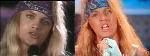 Stevie and Bret