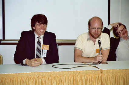 Jim Shooter, Steve Englehart and the late, great, Archie Goodwin
