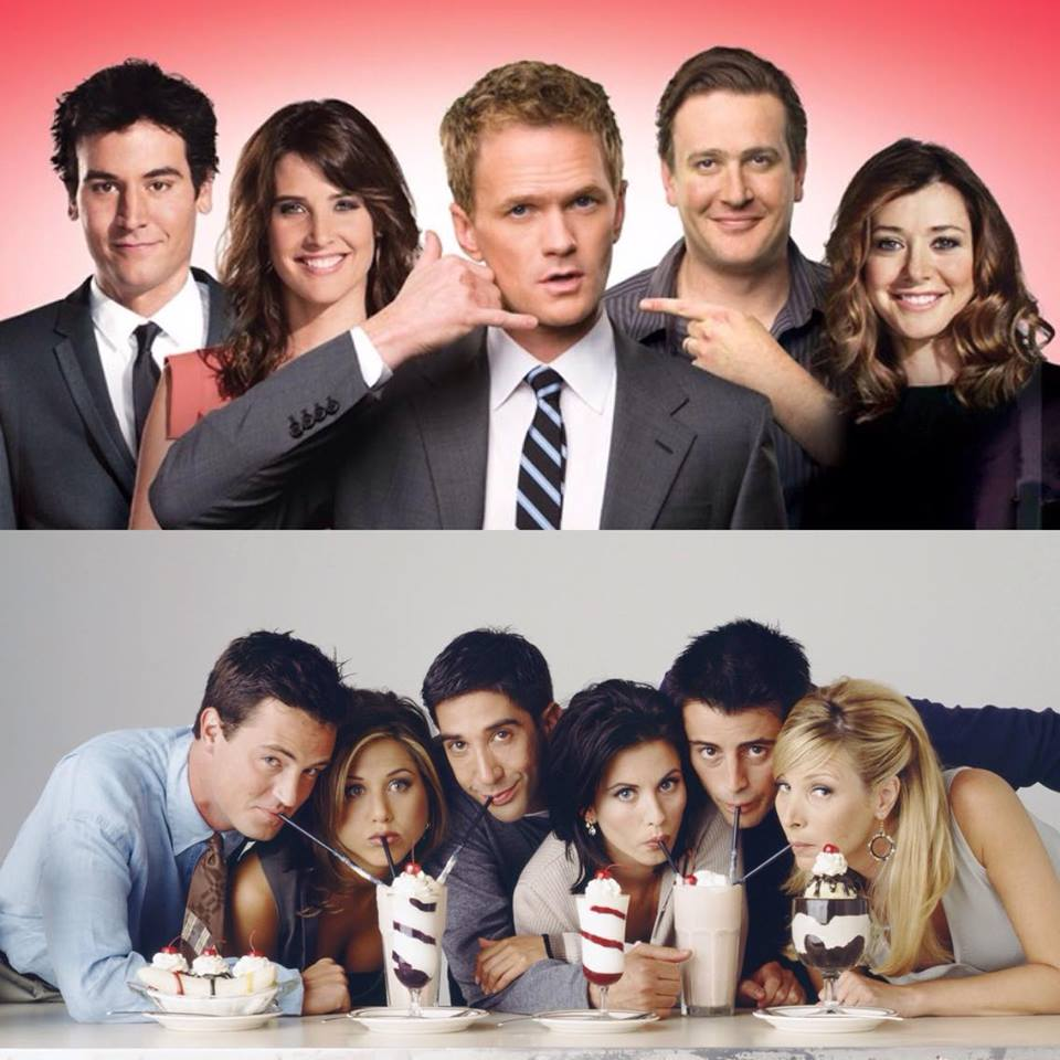 Friends Or How I Met Your Mother Yahoo : Stick boy podcast ep friends vs how i met your