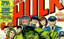 Our 200th is waaaaay more epic than the Hulk's was!