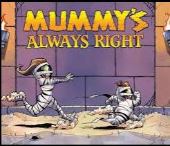 Joe Mulvey's latest book Mummy's Always Right