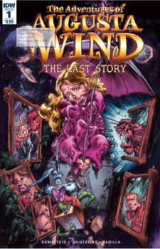 The Adventures of Augusta Wind, Vol. 2: The Last Story #1