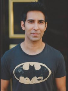 Batman: Year One fan Vic Malhotra.