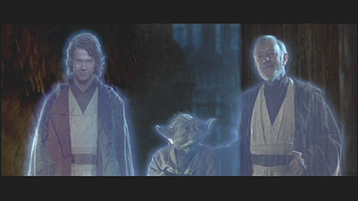 Force Ghosts Aren't Real: A Star Wars Fan Theory - We Talk Podcasts